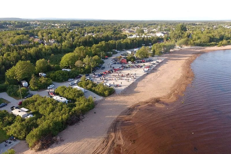 The Deer Lake Municipal RV Park and Campground after the work that was done in 2019 was completed. - Facebook Image from the Deer Lake Municipal RV Park and Campground  - Contributed