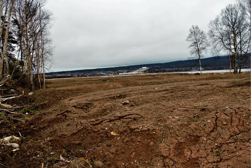 What the Deer Lake Municipal RV Park and Campground looks like now as construction continues there. - Contributed