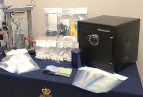 A man has been arrested in Fairisle for allegedly having methamphetamines and other drug related items.