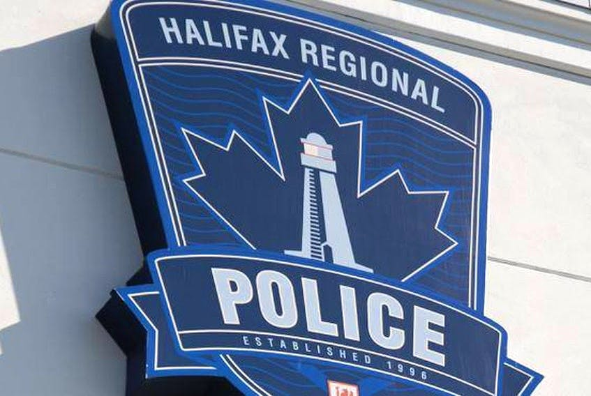 Police have charged a business for violating public health orders in downtown Halifax on May 13.