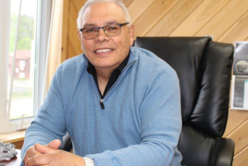 Chief Misel Joe. - File photo
