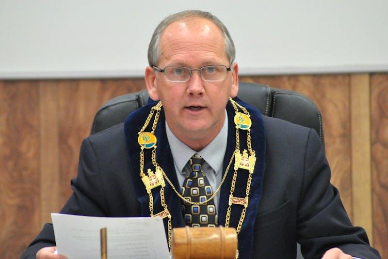 Stephenville Mayor Tom Rose — SaltWire Network File Photo