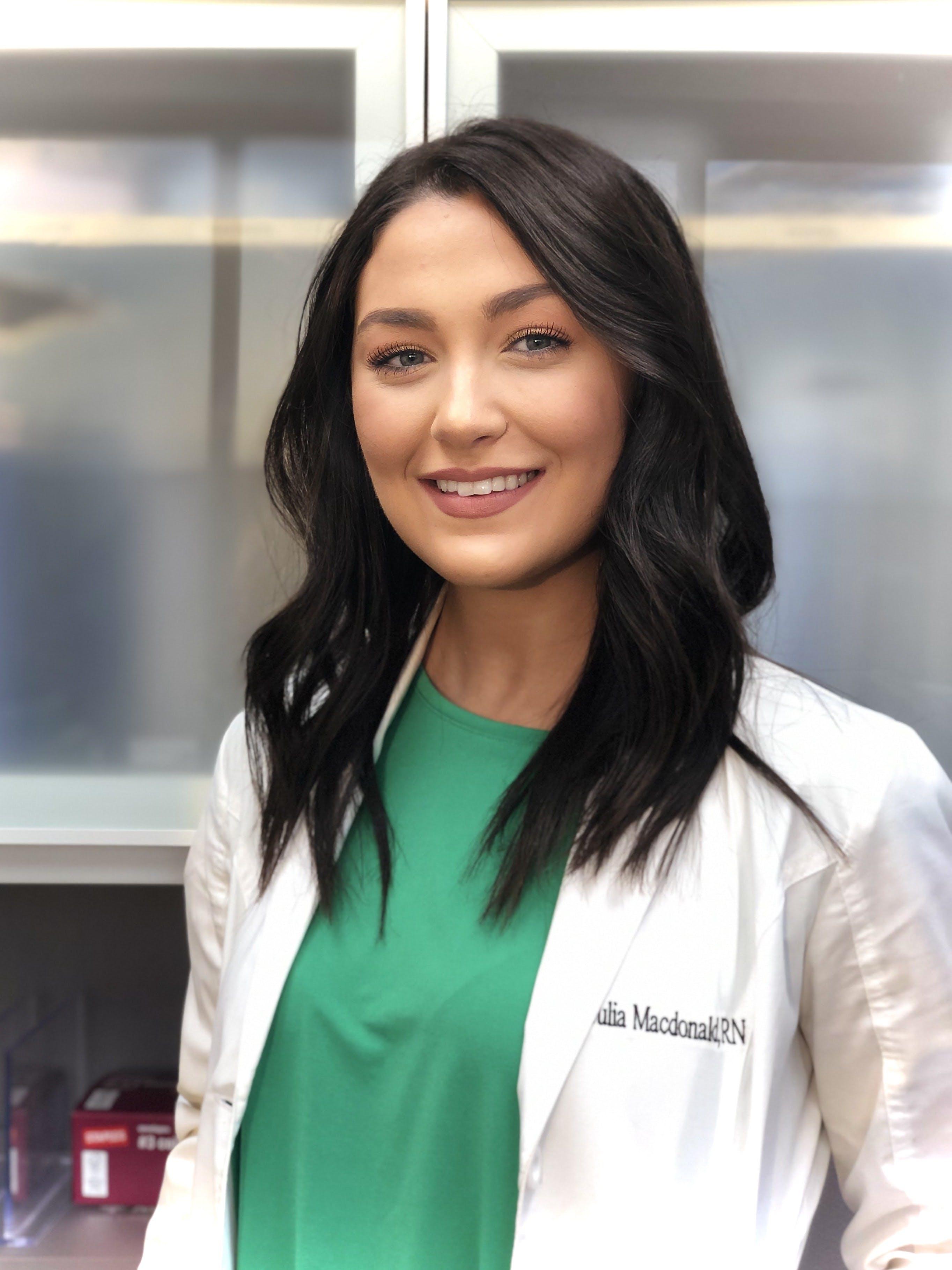 Julia MacDonald, a registered nurse in St. John's, has been accepted into Memorial University's nurse practitioner program in September.