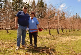 Barry and Carol Balsom started Arlington Orchards 28 years ago. In late June, they're opening their third market retail store in Cornwall.