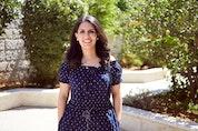 Jerusalem-born, Philadelphia-based author Reem Kassis.
