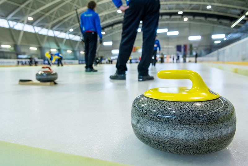 Team Edwards captured the Schooner Curling Club's closing spiel last month. STOCK IMAGE - Contributed