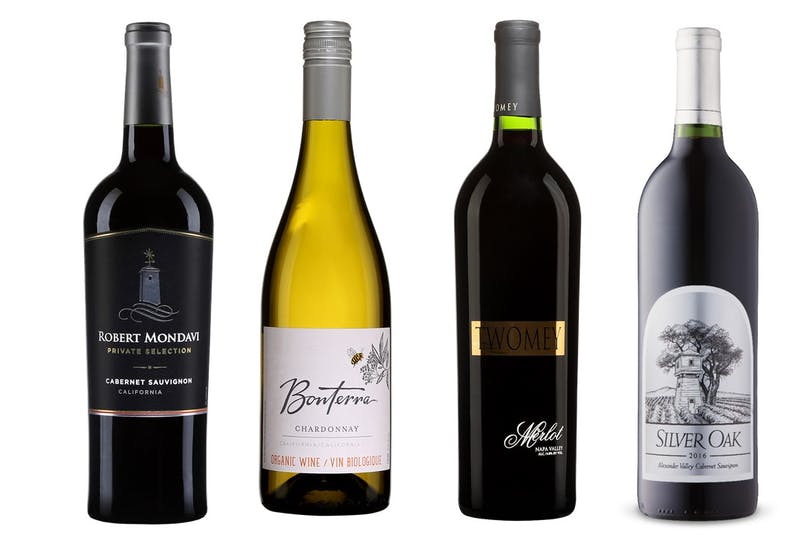 A lineup of sustainably produced California wine. Photos: contributed. - Saltwire network