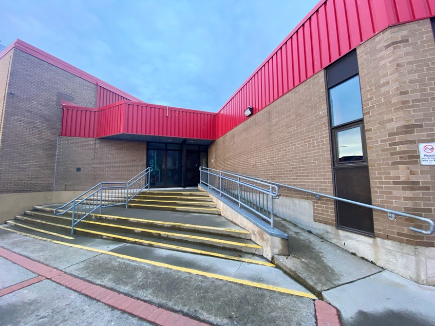 The former YMCA building in Yarmouth is to be reopened and will be known as Mariners on Main. It will be operated by the Mariners Centre. TINA COMEAU PHOTO - Tina Comeau