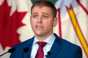 Andrew Furey, premier of Newfoundland and Labrador which has the highest expenditures, deficits and net debt per capita of any province.