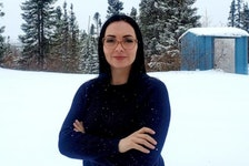 Inuit artist Raeann Brown of Labrador City hopes she can help inspire Inuk youth through her work.