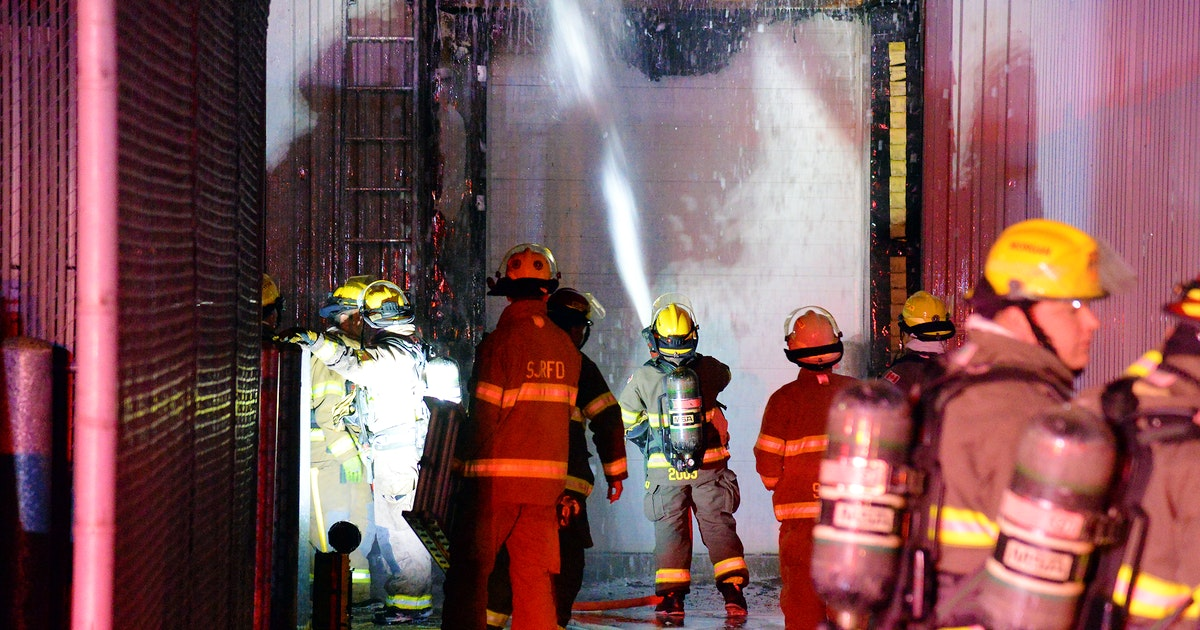 Firefighters make quick work of suspicious fire at St. John's drug store Saturday night | Saltwire