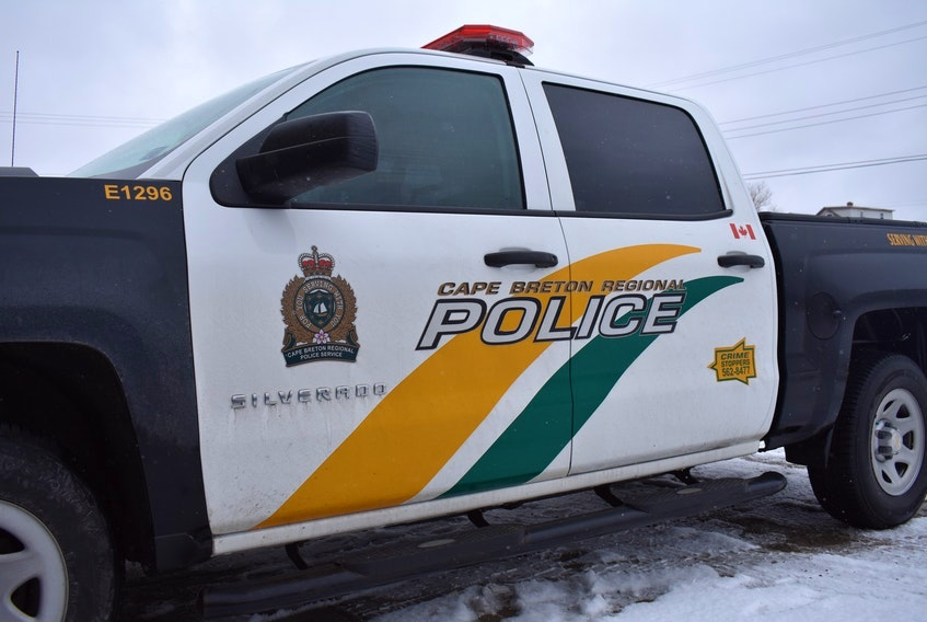 Cape Breton Regional Police are investigating after a man was struck by a vehicle on George Street in Sydney on May 15.