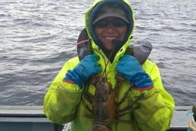 Donna Marshall said she chooses to harvest lobster under Membertou's commercial fishery because it's safer than moderate livelihood fishing, but will head to Digby after the season closes for a few weeks of fishing for a moderate livelihood as she does every year. CONTRIBUTED - Ardelle Reynolds