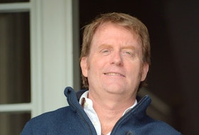 Christopher Aylward is a Ryerson University professor from St. John's who has completed a documentary on the Beothuk people of Newfoundland and Labrador. Keith Gosse/The Telegram
