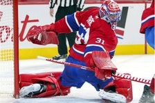 Price, who hasn't played since he suffered a concussion when he was elbowed by Edmonton's Alex Chiasson on April 19, is scheduled to play 30 minutes.
