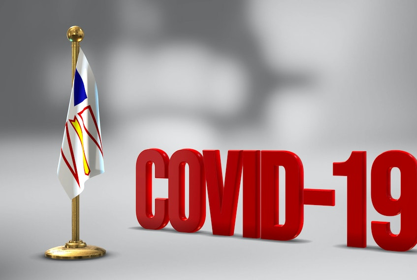 Newfoundland and Labrador Public Health reported ten new cases on COVID-19 on Monday.