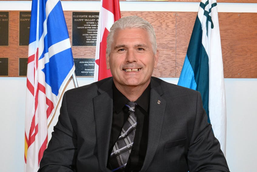 Happy Valley-Goose Bay town councillor Joe Tremblett died over the weekend. Tremblett was known as a tireless community advocate and volunteer. - Courtesy of the Town of Happy Valley-Goose Bay
