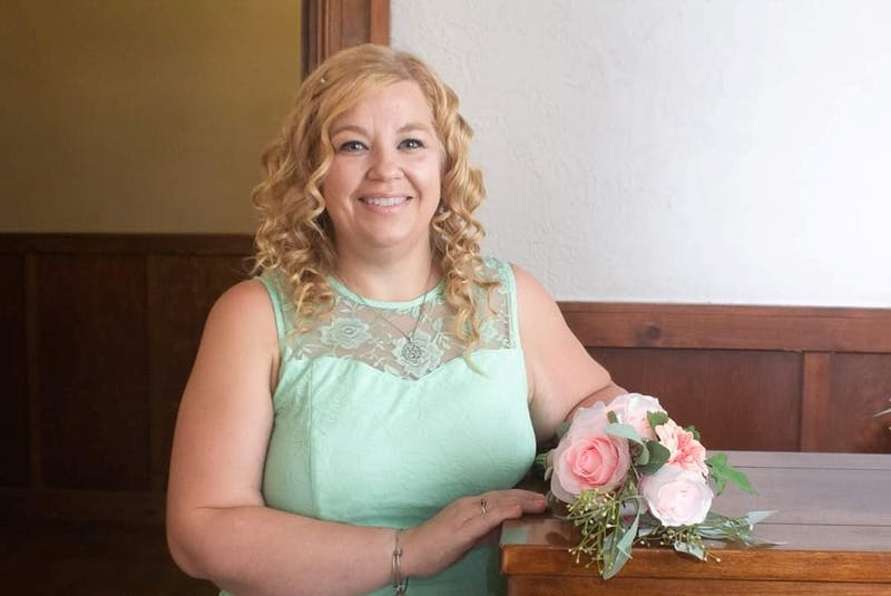 Lisa Rose, from Kentville, N.S. began the Facebook group Annapolis Valley Frugal Moms Society as a way to teach others to live a better life with less.  - Contributed