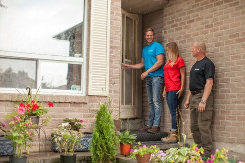 Michael Holmes Jr., Sherry Holmes and Mike Holmes on purchasing a home: Be vigilant for potential deal breakers when it comes to your next home.