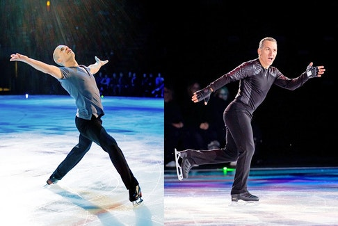 Canadian figure skating champions Kurt Browning and Elvis Stojko headline an all-star cast for Stars on Ice: Journey, coming to Halifax's Scotiabank Centre on Friday, Oct. 8. Tickets for the return of the long-running tour featuring some of the sport's greatest performers go on sale on Thursday at 10 a.m.