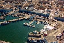 Royal Greenland's operations at Old Perlican, Newfoundland and Labrador. Photo courtesy Royal Greenland.