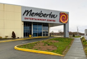 The Membertou Entertainment Centre is quiet now that it is no longer a COVID-19 primary testing site where more than 2,000 people a day were tested at the peak of testing in late April. The testing site closed on Sunday, along with the Centre 200 testing site, leaving only the Grand Lake Road fire hall for testing. ARDELLE REYNOLDS • CAPE BRETON POST