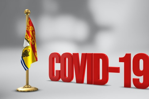 New Brunswick has reported 10 new cases of COVID-19 and one death on Tuesday.
