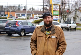 """Dave Blackett, a resident of the Lower Montague Trailer Park, says an IRAC ruling that quashed an eviction notice has brought him """"no peace of mind whatsoever""""."""