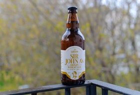 The P.E.I. Brewing Company doesn't have a new name yet for its John A. beer, but it is hoping to have the rebranded product in place by September.