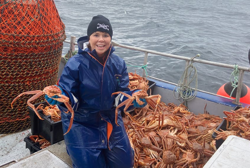 Roddickton-Bide Arm Mayor Shelia Fitzgerald, former president of Municipalities Newfoundland and Labrador, is still trying to figure out what the future holds as she continues to deal with the backlash generated by sharing an offensive post on Facebook. Meanwhile, she's taken a job working as a crew member aboard a crab fishing boat.