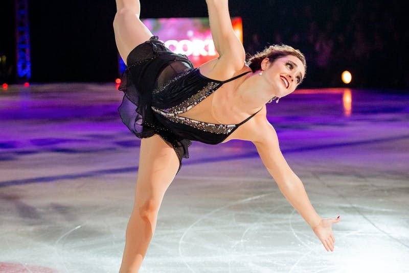 Champion skater and Olympic gold, silver and bronze medalist Kaetlyn Osmond is one of the featured performers in the new Stars on Ice: Journey tour, coming to Scotiabank Centre on Oct. 8.  - Danielle Earl