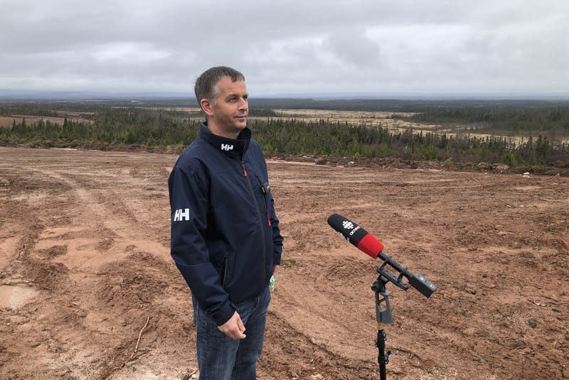 N.L. Fisheries, Forestry and Agriculture Minister Derrick Bragg. - SaltWire Network file photo