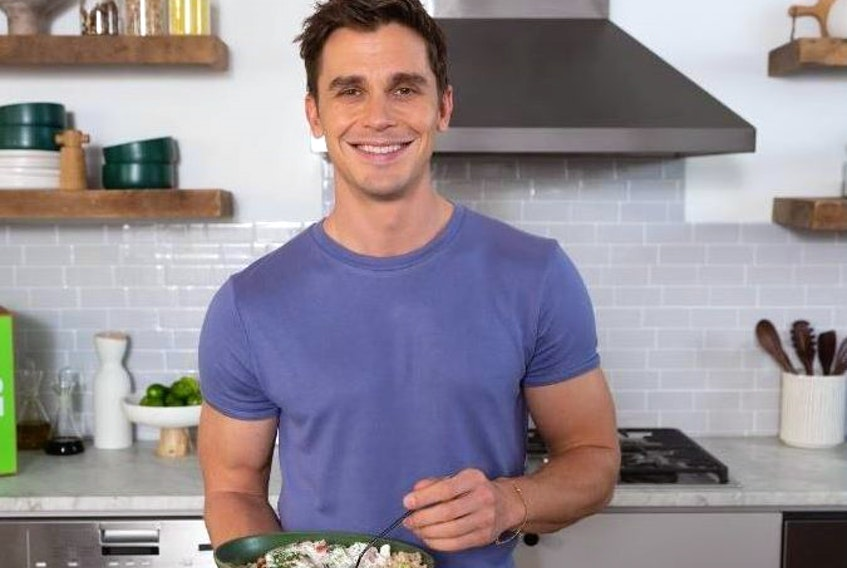 Queer Eye star Antoni Porowski, the show's food and wine expert, creates delicious dishes in his kitchen.