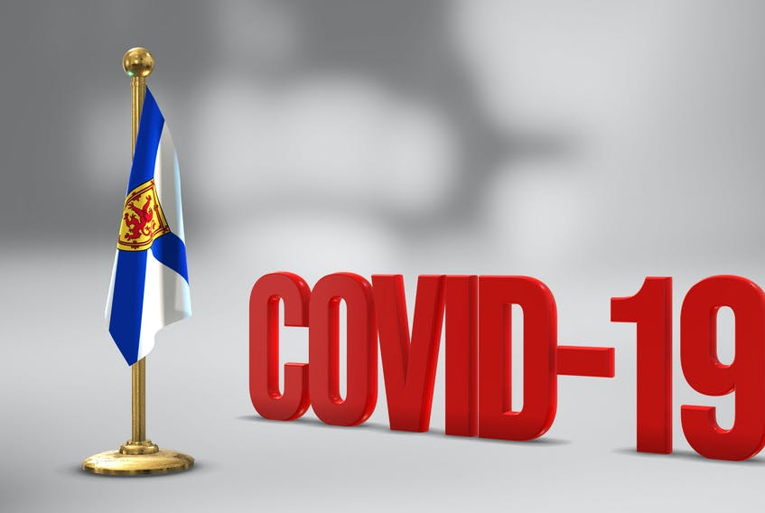 A member of the Halifax District RCMP test positive for COVID-19.
