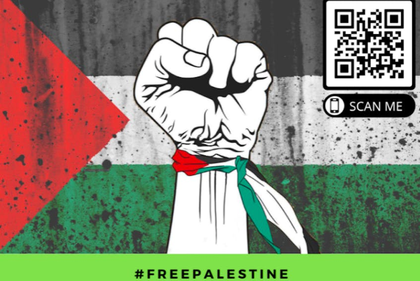 The Muslim Society of Prince Edward Island is holding a rally for Palestine on Saturday, May 22. The march will proceed through the roadway up Brighton Road, Euston Street, Queen Street, Kent Street and will end in Rochford Square.