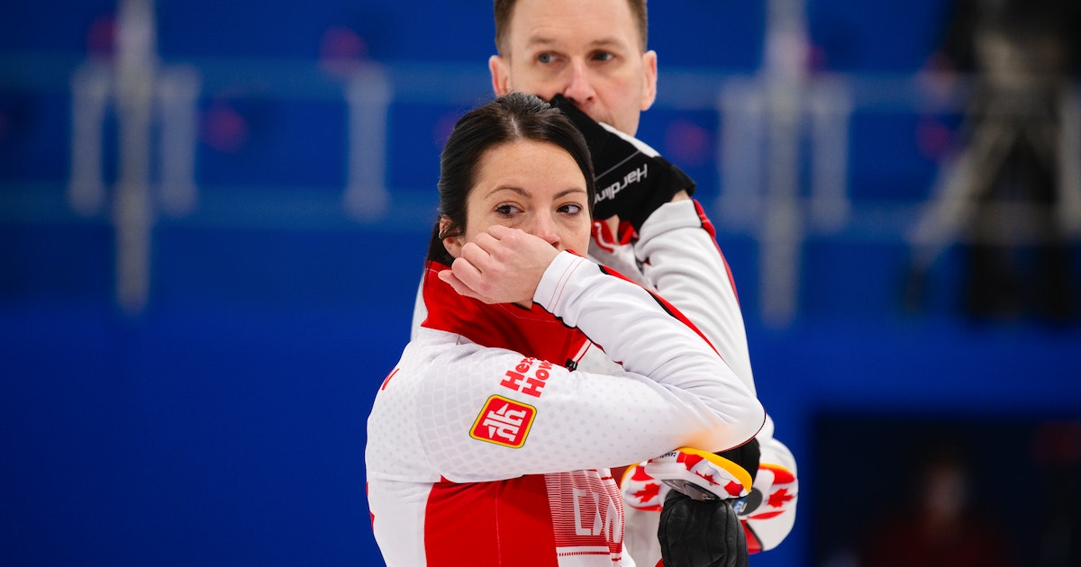 Canada's Gushue, Einarson have more work to do at curling's mixed doubles worlds   Saltwire