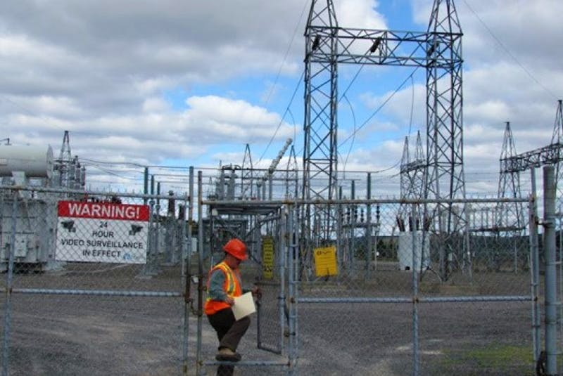 Newfoundland Power is proposing to build a substation, with additional transmission lines, near the Airport Heights area of St. John's. — SaltWire Network File Photo