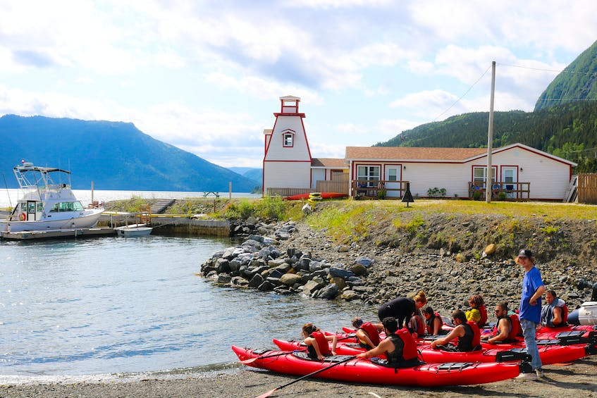 The province has launched a campaign encouraging residents of Newfoundland and Labrador to go out and seek adventure in their own backyard. - Contributed