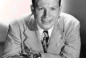 Harold Russell in 1946. He was an actor and a veterans advocate. CONTRIBUTED