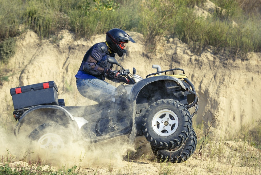 Off-road impairment is a significant problem. 123rf stock photo