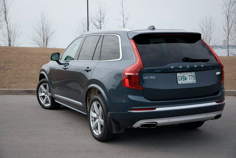 The XC90 has aged extremely well, both from a visual standpoint and in terms of its powertrain. Clayton Seams/Postmedia News - POSTMEDIA