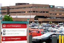 Health Sciences Centre, St. John's.