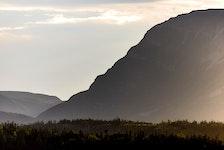Gros Morne National Park consists of 1,805 square kilometres of wilderness on Newfoundland's west coast.