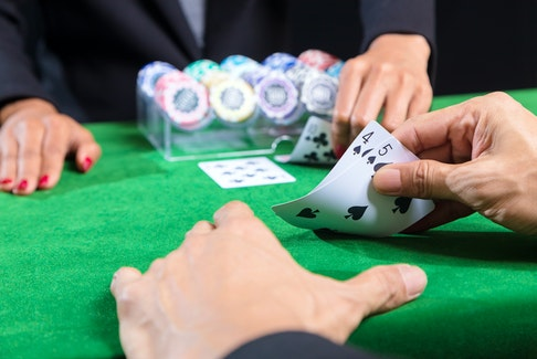 """It was easy for """"John"""" to become addicted to gambling. The Nova Scotia man, who is recovering from his addiction, has lost as much as $24,000 in four hours and won $45,000 in 24 hours playing blackjack."""