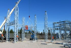 Initial work is underway on capital upgrades at the Happy Valley terminal station, as Newfoundland and Labrador Hydro expands the station and prepares to install new electrical equipment.