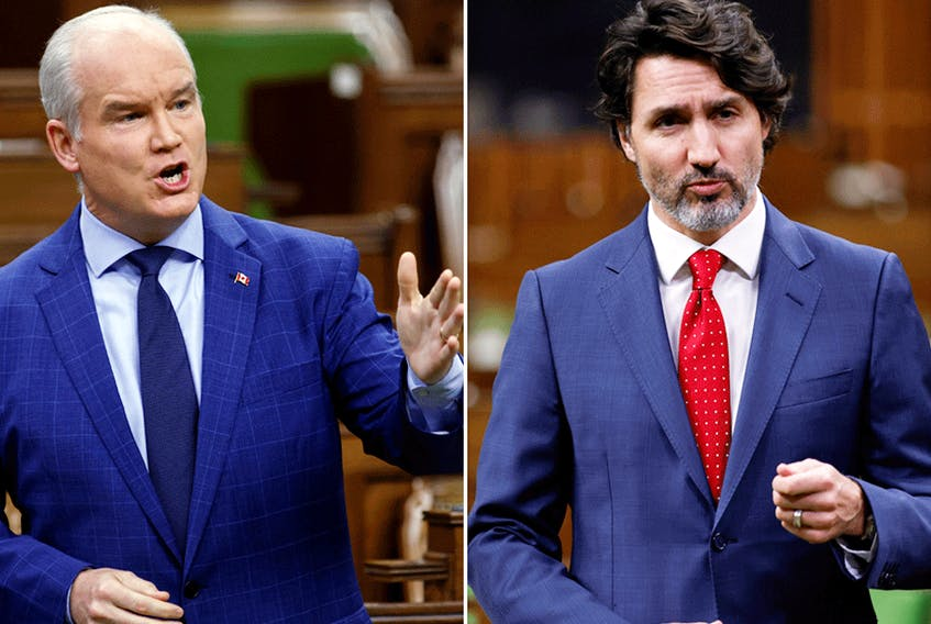 Conservative Party leader Erin O'Toole has been gaining support as Canadians express frustration over Prime Minister Justin Trudeau's handling of the COVID-19 pandemic.