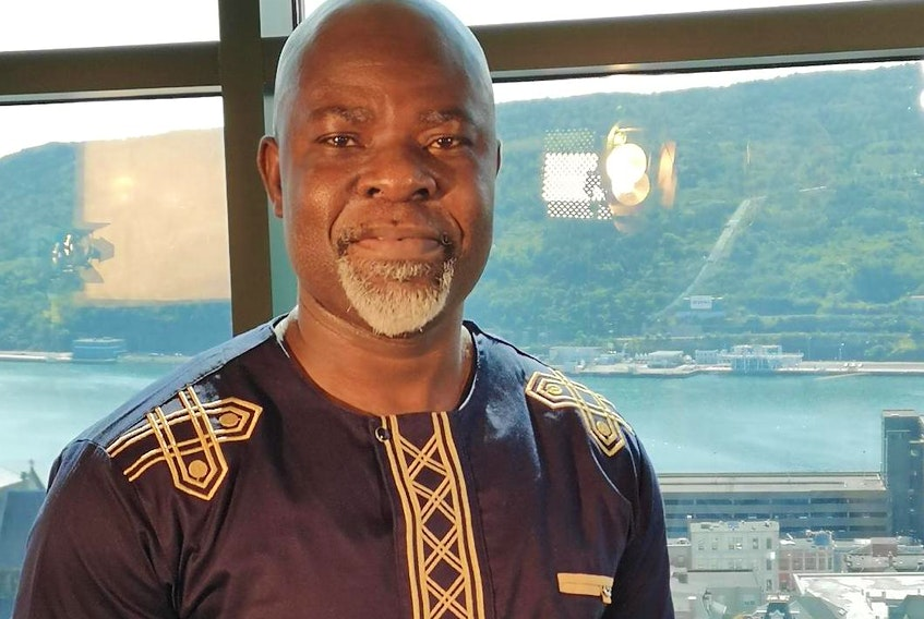 Paul Banahene Adjei, a Memorial University associate professor and researcher specializing in the areas of social justice and anti-black racism, said he's encouraged to see more dialogue about racism in the last year, but said much work still needs to be done before racism is no longer an issue in our society.