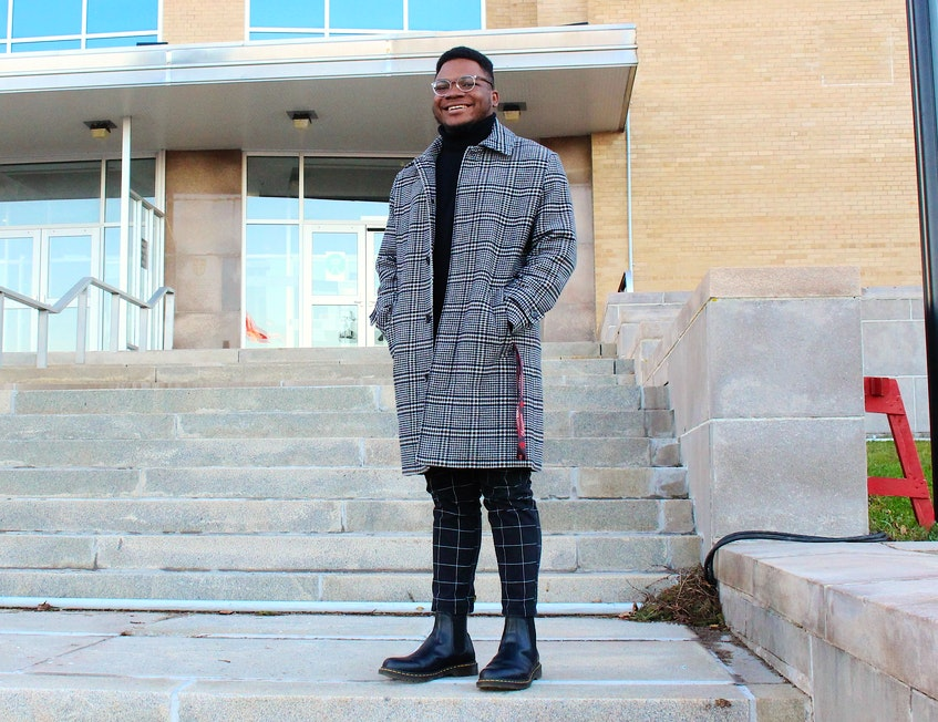 Precious Familusi, co-founder of Black Lives Matter NL, said almost a year after the rally on the steps of Confederation Building in St. John's, there is still a lack of understanding about the importance of talking about racism. — SaltWire Network File Photo