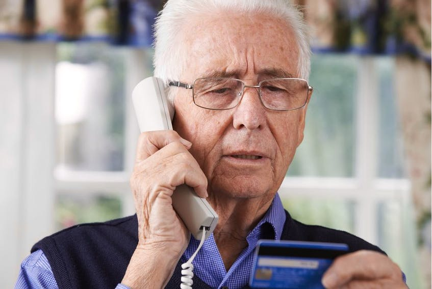 Seniors are a vulnerable and lucrative group for anyone pulling a scam.