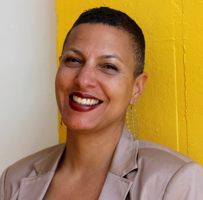 St. Mary's University professor Rachel Zellars